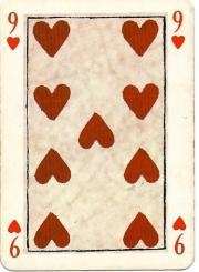 9 de Coeur