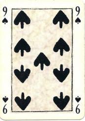 9 de Pique