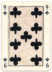 9 de Trèfle