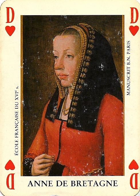 Anne de bretagne r coeur